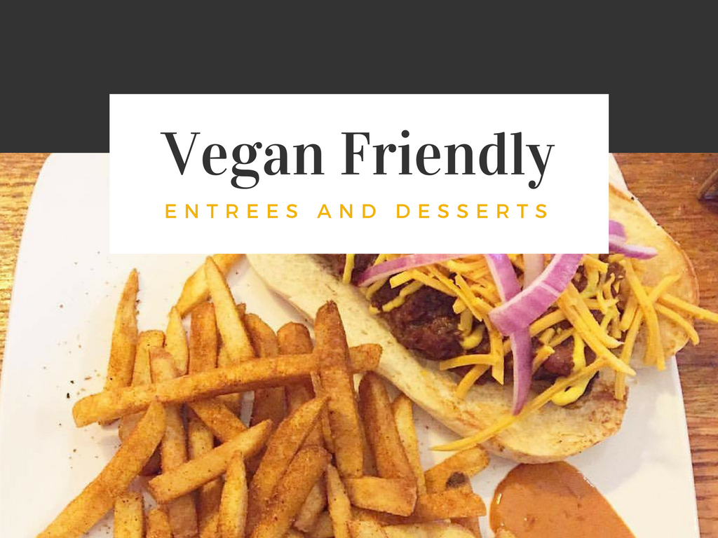 A Vegan Friendly Restaurant in Cincinnati