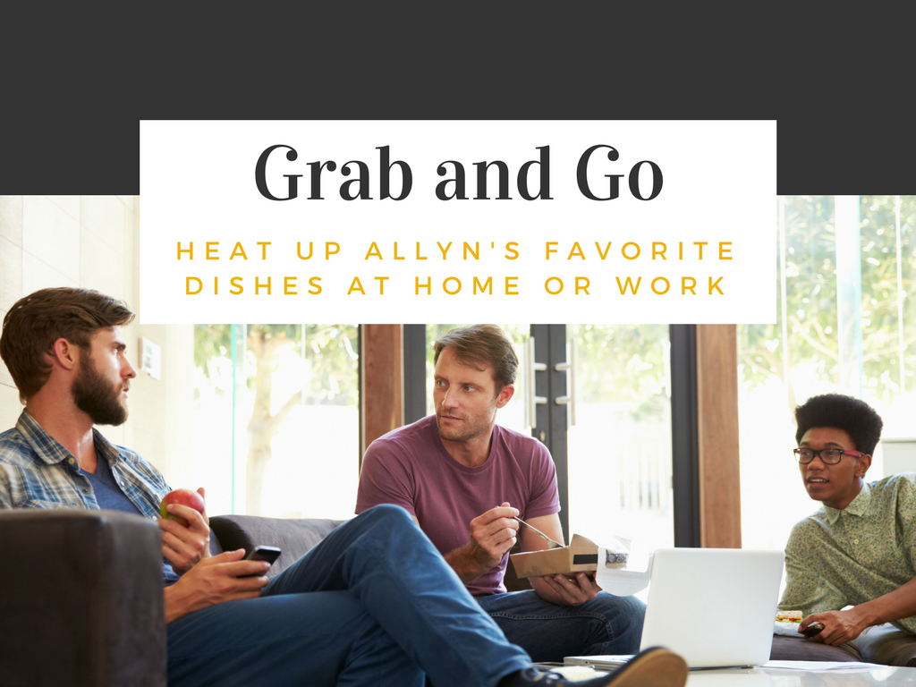 Allyn's Cafe Grab and Go Convenience Meals